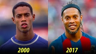 Video Ronaldinho - Transformation From 1 To 37 Years Old MP3, 3GP, MP4, WEBM, AVI, FLV Oktober 2017