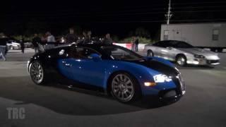 Nonton Bugatti Veyron   Rare   1 4 Mile Drag Race Vs Nissan R35 Gtr Film Subtitle Indonesia Streaming Movie Download
