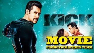 """Kick"" (2014) Promotion Events Full Video | Salman Khan | Jacqueline Fernandez"