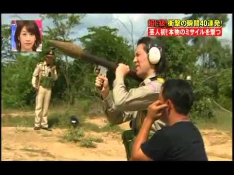 日本藝人的體驗營,每一段都太爆笑了!
