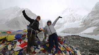 Download Video Day 8 | Everest Base Camp Trek | WE MADE IT! MP3 3GP MP4