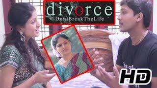 Divorce | Telugu Short Film | By Color Sync Creations