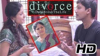 Divorce | Telugu Short Film | By Color Sync Creations