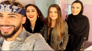 MEETING ZAYN MALIK'S FAMILY!!!