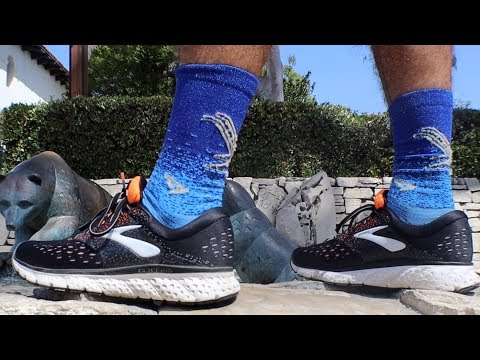 BROOKS GLYCERIN REVIEW Featuring RUNNING WAREHOUSE 2018