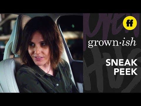 grown-ish Season 2, Episode 10   Sneak Peek: Nomi & Professor Hewson Get Real   Freeform