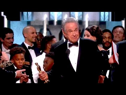 Ozzy Man Commentates on the Oscars Best Picture