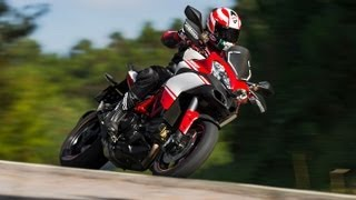 2. Ducati Multistrada 1200 S Pikes Peak 2013 ESSAI MAXreportage.com