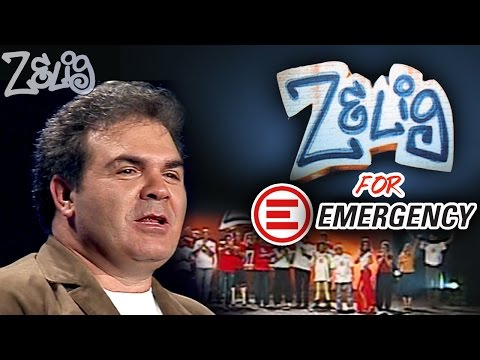Franco Neri - comico -  Zelig for EMERGENCY