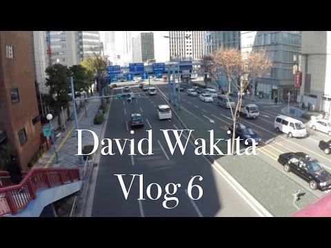 Vlog 6   Japan Day 5: Kuromon Ichiban Market (видео)