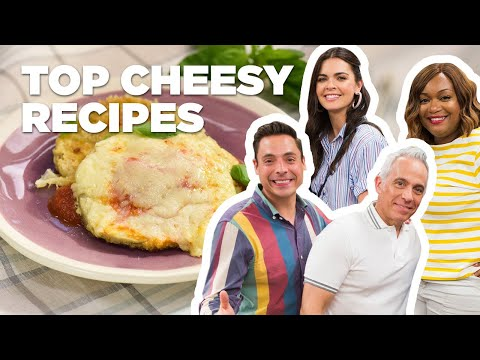 Top 5 Cheesiest Recipes from The Kitchen | Food Network