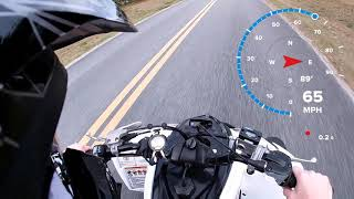 8. Stock 2018 Yamaha Raptor 700R SE top speed! Disappointing!!!
