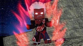 Minecraft: NARUTO 💪 - A TÉCNICA MAIS FORTE 8 PORTÕES !!! ‹ Ine ›