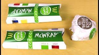 McWrap by McDonald'sGerman 7:07