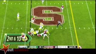A.J. Tarpley vs Oregon (2013)