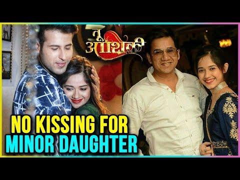 Jannat Zubair aka Pankti's Father ANGRY With Minor