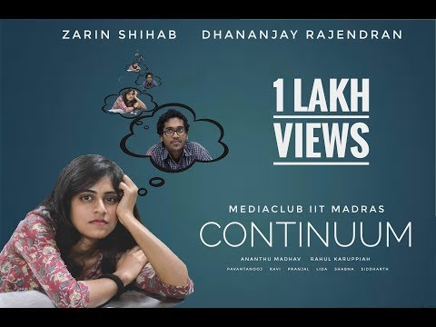 Continuum | Short Film 2017 | IIT Madras