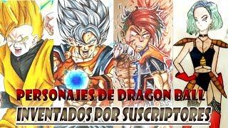 Video Dragon Ball - Dibujos de personajes inventados por suscriptores   DrawUp! MP3, 3GP, MP4, WEBM, AVI, FLV April 2019