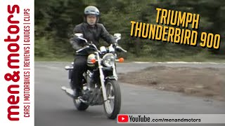 4. Triumph 900cc Thunderbird Review
