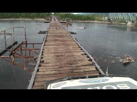 世界最危險車行木橋!(200萬人次點閱)