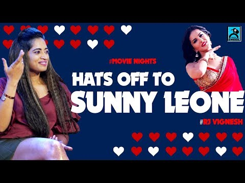 Hats Off To Sunny Leone - Mashoom Shankar | Nagesh Thiraiyarangam | Movie Nights | Black Sheep