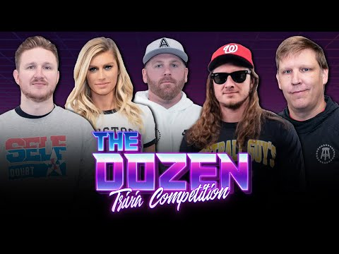 "Trivia Battle As Team Called ""Cupcake"" Looks To Go 3-0 (Ep. 060 of 'The Dozen')"