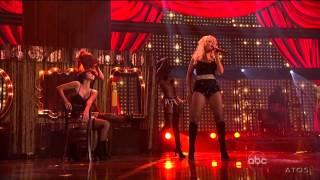ATOS   Christina Aguilera   Express   American Music Awards Live HD 1080p   YouTube