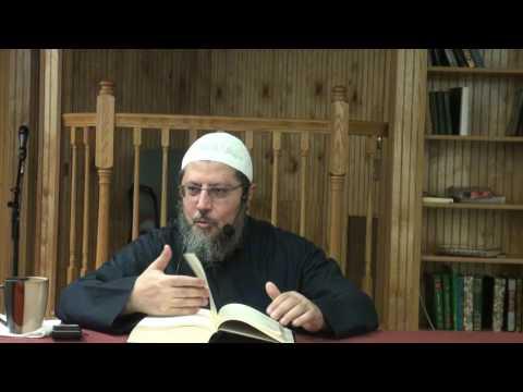 شرح كتاب مدارج السالكين 12-08-16