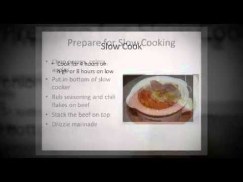 Gluten Free Foods – Slow Cooked Beef Recipe.mp4