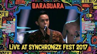 Video Barasuara live at SynchronizeFest - 6 Oktober 2017 MP3, 3GP, MP4, WEBM, AVI, FLV September 2018