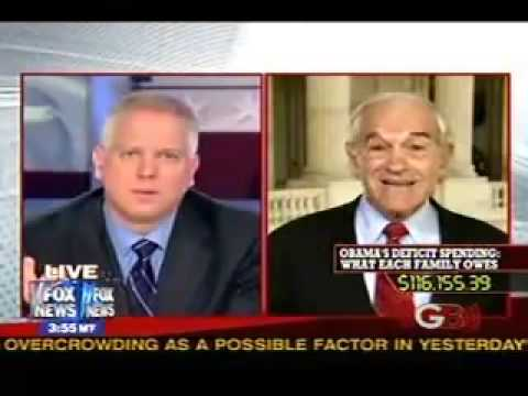 Ron Paul: The United States is Bankrupt