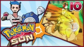 Pokémon Sun Part 10   POKÉRIDE LIKE THE WIND   Let's Play w/Ace Trainer Liam by Ace Trainer Liam