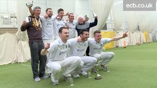 Flitwick United Kingdom  City pictures : ECB Indoor National Club Championship - Sarisbury Athletic beat Flitwick