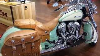 10. 2015 Indian Chief Vintage