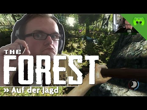 THE FOREST # 44 - Auf der Jagd «» Let's Play The Forest | HD