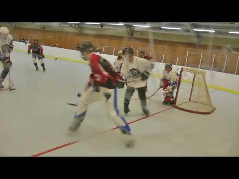 Arrows v Bullets under 16s Roller Hockey 21 10 2017