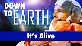 Down To Earth - It's Alive by Johnson Space Center