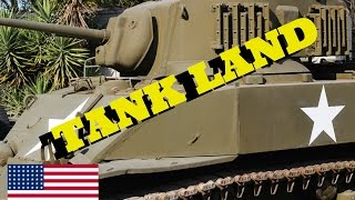 South El Monte (CA) United States  city pictures gallery : TANK LAND MUSEUM - South El Monte, CA 1080p HD