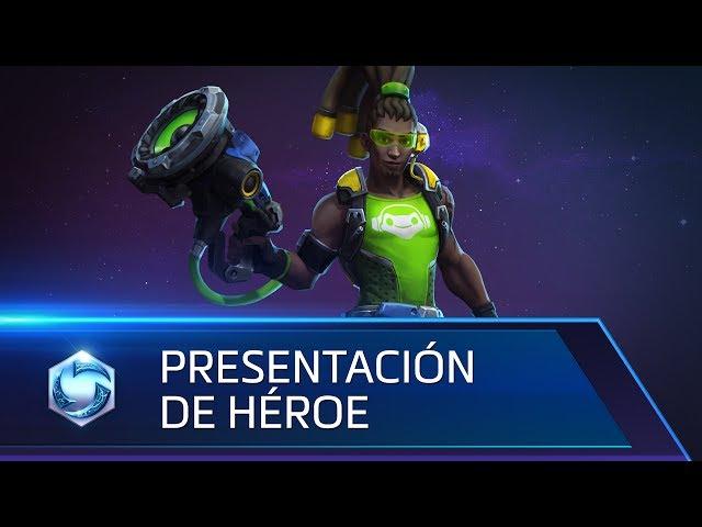 Presentación de héroe: Lúcio (subtítulos ES)