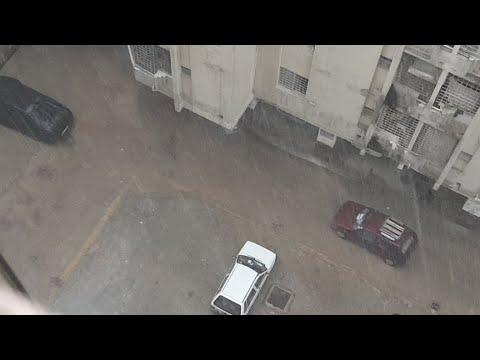 Karachi Phir Barish Start (ALHUMDOLILLA)