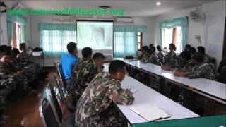 elephant identification training course