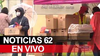 Entrega de despensas en el valle de San Fernando – Noticias 62 - Thumbnail