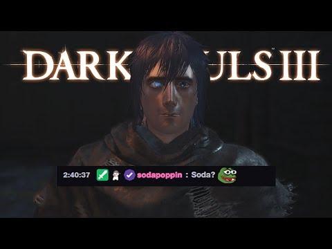 This is Dark Souls III