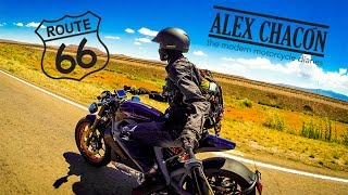 Harley-Davidson's Project Livewire Ride on Historic Route 66 w/ Alex Chacon