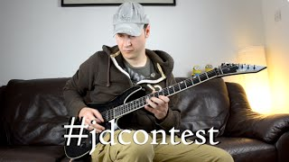 My entry for the #jdcontest 2015-16 initiated by Jared Dines https://youtu.be/s1lCGvbPLq0Signal chain: Esp Horizon FR-II - Maxon OD808 - Engl E530Lead track can be downloaded at: https://dl.dropboxusercontent.com/u/19943260/yt/jdcontest/jdcontest_lead.wav