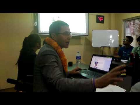 (Motivational Speaker, Doctor Ramhari Subedi - 2 min.)