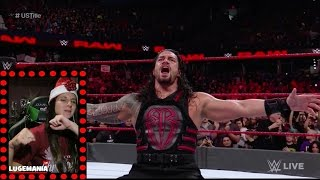 Nonton Wwe Raw 12 26 16 Roman Reigns Vs Kevin Owens Film Subtitle Indonesia Streaming Movie Download