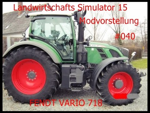 FENDT VARIO 718 V4.0 FULL