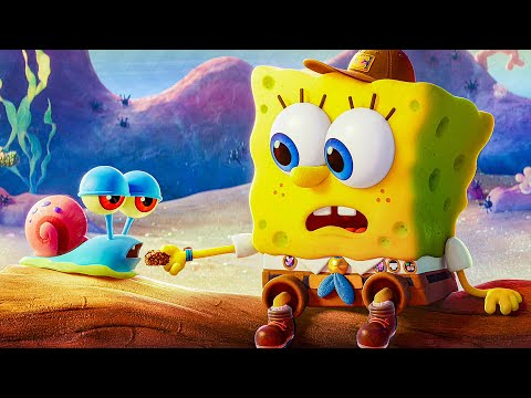 THE SPONGEBOB MOVIE SPONGE ON THE RUN Trailer 2020