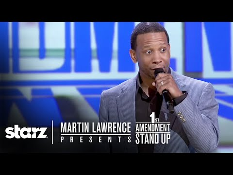 1st Amendment Stand Up - Jay Phillips